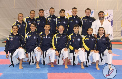 El Open Internacional de Karate de Escaldes última cita del Suhari Tías