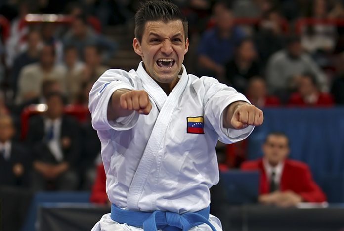 Antonio Díaz alista su sexta participación en Juegos Centroamericanos y del Caribe 0 (0)
