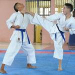 Compiten en Camagüey noveles karatecas de toda Cuba