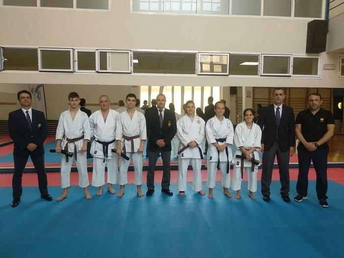 Excelentes resultados de los karatekas en los exámenes de cinturón negro 0 (0)