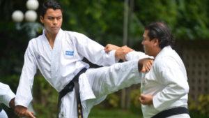 Cuscatleco va a liga mundial de karate