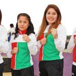 8 karatecas jóvenes y mexicanos se preparan para Barranquilla 2018