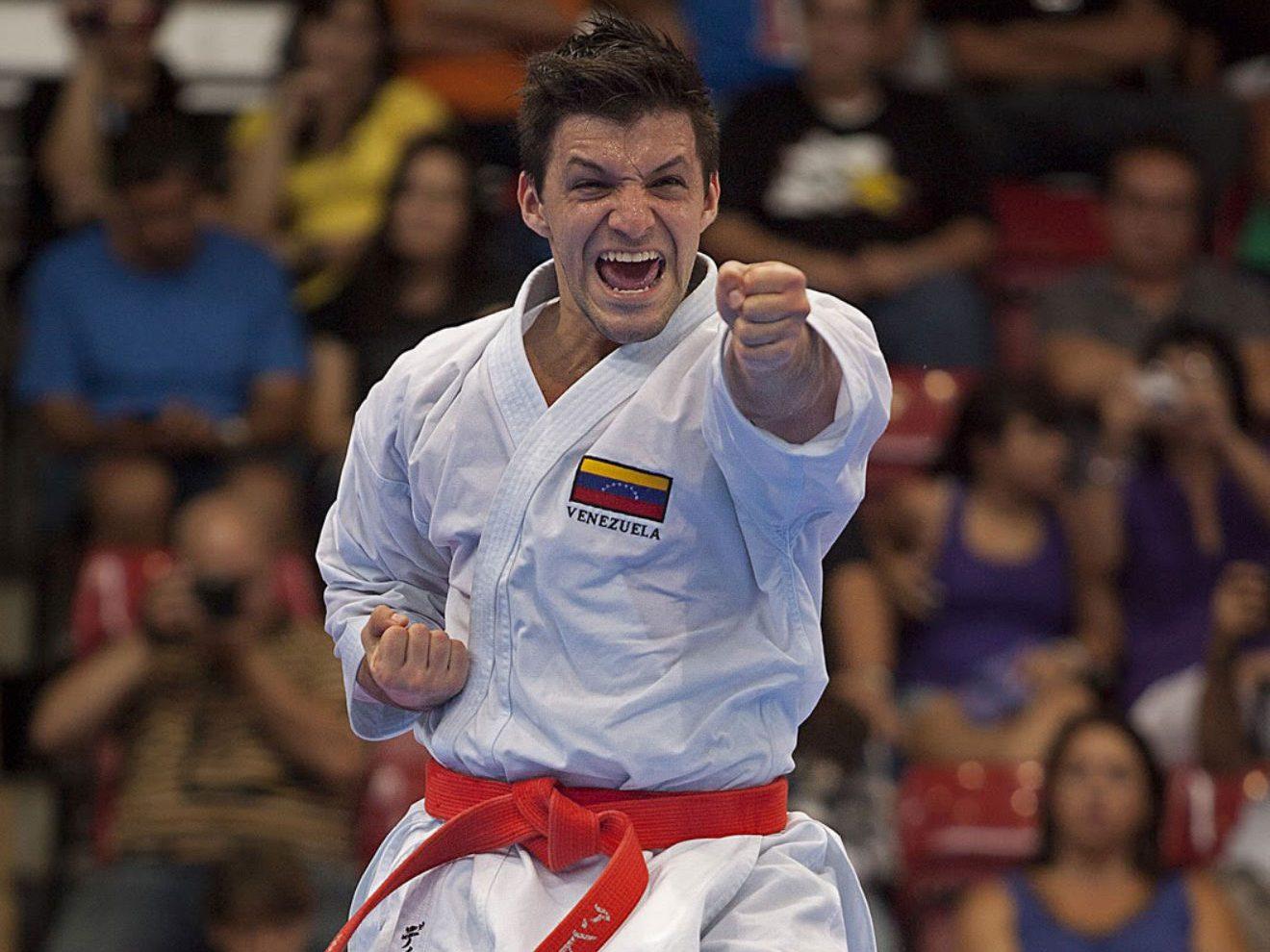 Cinco karatecas venezolanos competirán por el podio en el Open de Berlín 0 (0)