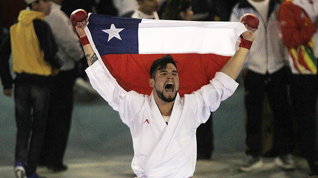El seleccionado de Chile de Karate disputará este 14 y 15 de septiembre el Campeonato Premier League en Alemania