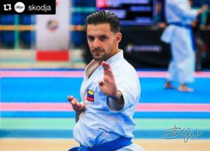¡Se quedó en la cuarta ronda! Antonio Díaz terminó su paso por Berlín