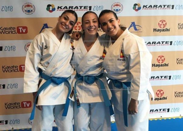 Marta García, bronce con España en Berlín 0 (0)