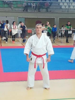 Jokin Larreta, cinturón negro 7º Dan de Karate-do 0 (0)