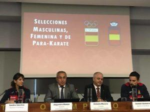 """Alejandro Blanco: """"El kárate español es un referente del mundial"""""""