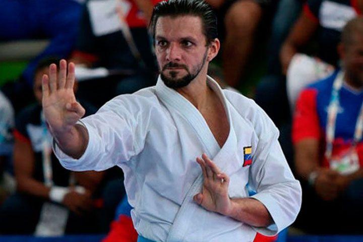 Antonio Díaz liderará el karate venezolano en Mundial de España 0 (0)