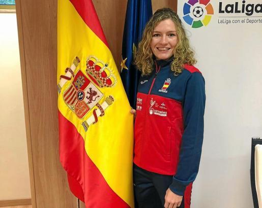 Cristina Ferrer: «Es la competición más importante de mi carrera»