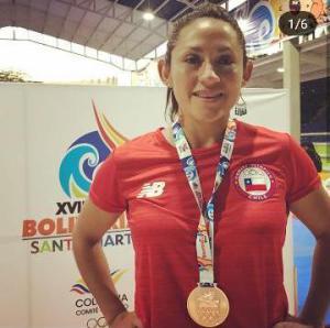 Gabriela Bruna, una deportista de trayectoria