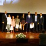 GALARDONADOS DEL CLUB CHAZARRA EN LA GALA ANUAL DE LA FEDERACION DE KARATE DE LA COMUNIDAD VALENCIANA 2018