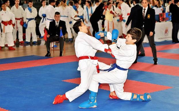 Valladolid suma 31 medallas en el regional
