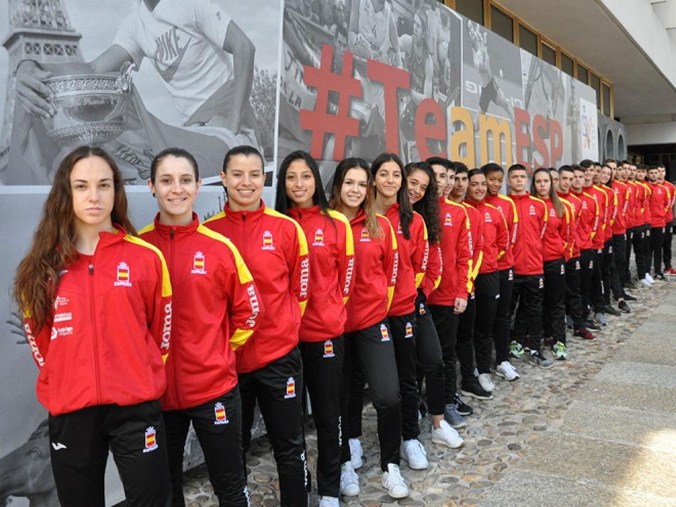 La karateka Nidia García sigue fija en la selección española