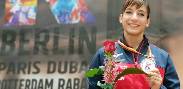 Sandra Sánchez conquista el Circuito Mundial de Karate de 2018 a falta de una ronda