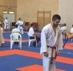 Tres medallas para los karatecas ilicitanos en la Liga Autonómica Senior