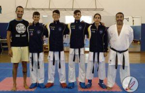 El Suhari se desplaza a Ávila para participar en la Liga Nacional de Karate