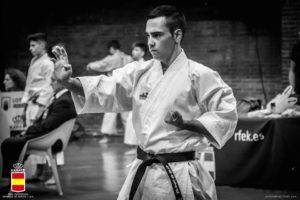 Antonio Gutierrez se proclama campeón del mundo de karate