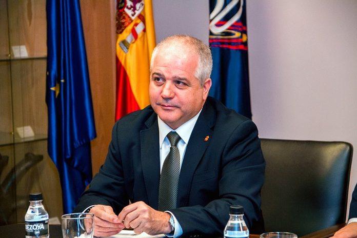 El COE concede a Antonio Moreno la Orden Olímpica