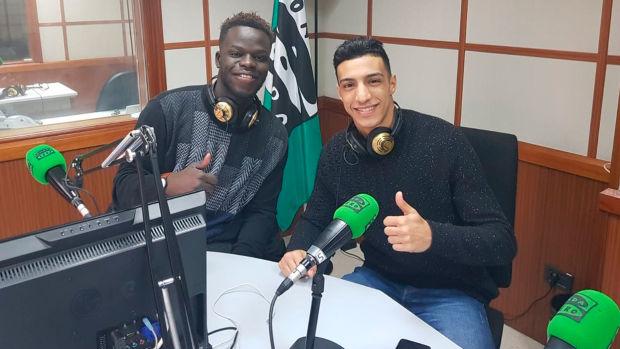 "Babacar Seck y Samy Ennkhaili: ""El karate te enseña a respetar a la gente y te da madurez"""