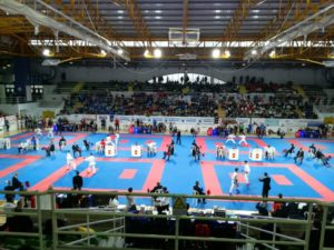 Guadalajara acogerá la final de la Liga Nacional de Karate