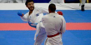 Salvadoreños con aceptable desempeño en Mundial de Karate