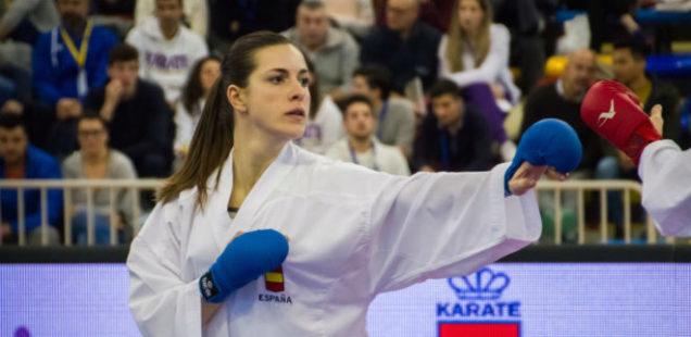 Laura Palacio: de espectadora a pelear por las medallas en el Mundial