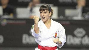 Sandra Sánchez se proclama campeona del mundo de katas