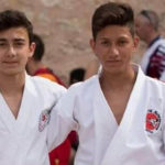 Juan Amorós y Jose Gómez seleccionados para el Campeonato de España de Kárate
