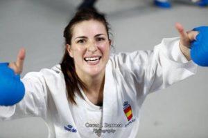 Laura Palacio y el Karate: garra y corazón desde Canarias
