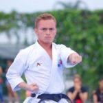 Cención competirá en la Serie A de Karate en China
