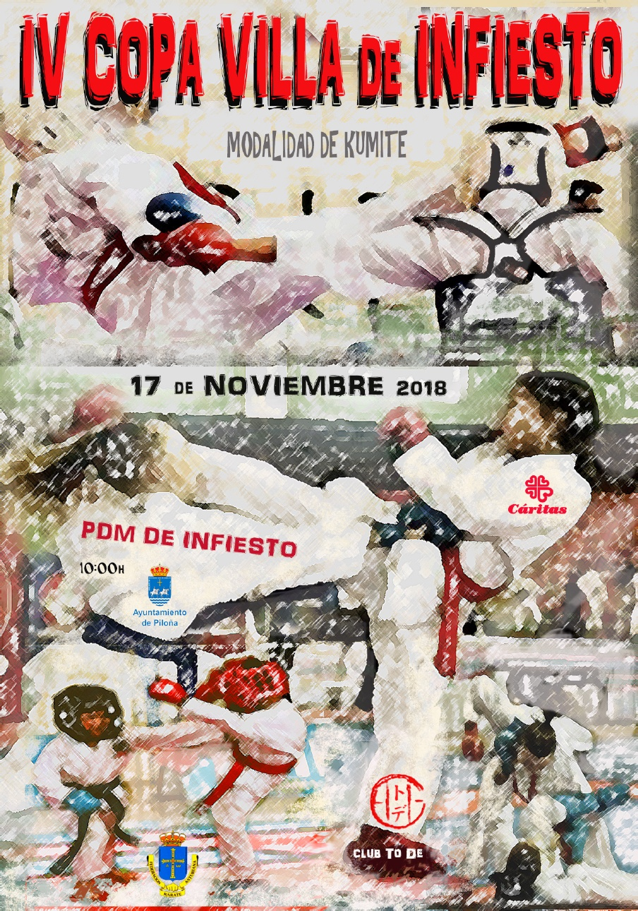 IV Copa Kumite Villa de Infiesto 0 (0)
