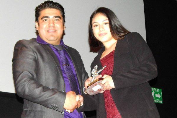 Ericka Luque, la atleta del año en el Karate de Baja California