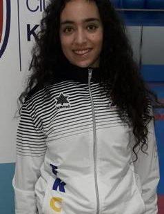 La alcireña Paula Penava se cuelga el bronce en el Campeonato de España de Karate