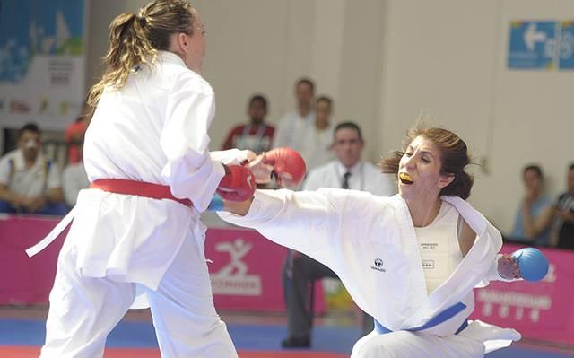 Merillela Arreola busca estar en los Juegos Olímpicos de Tokio 2020