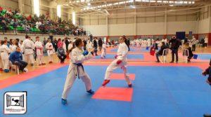 El Club Shotoyama volvió a organizar en Morón un torneo de kárate de primer nivel