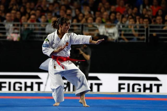 La karateca española Sandra Sánchez, nominada a 'Atleta del Año' por los Juegos Mundiales