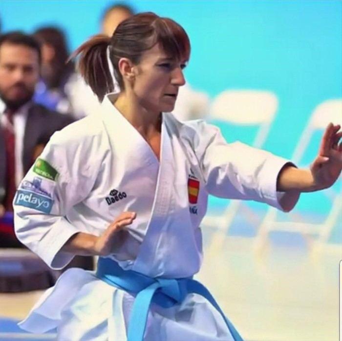 Sandra Sánchez vuelve a competir tras ocho meses de parón por el coronavirus 0 (0)
