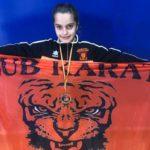 Seiken Do Fuenlabrada brilla en la final de la Liga Nacional de karate