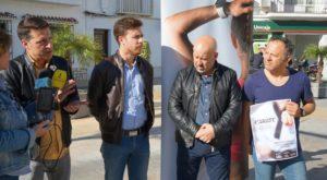 La cantera del kárate de la Axarquía exhibirá músculo el jueves en el XIV Trofeo Villa de Torrox