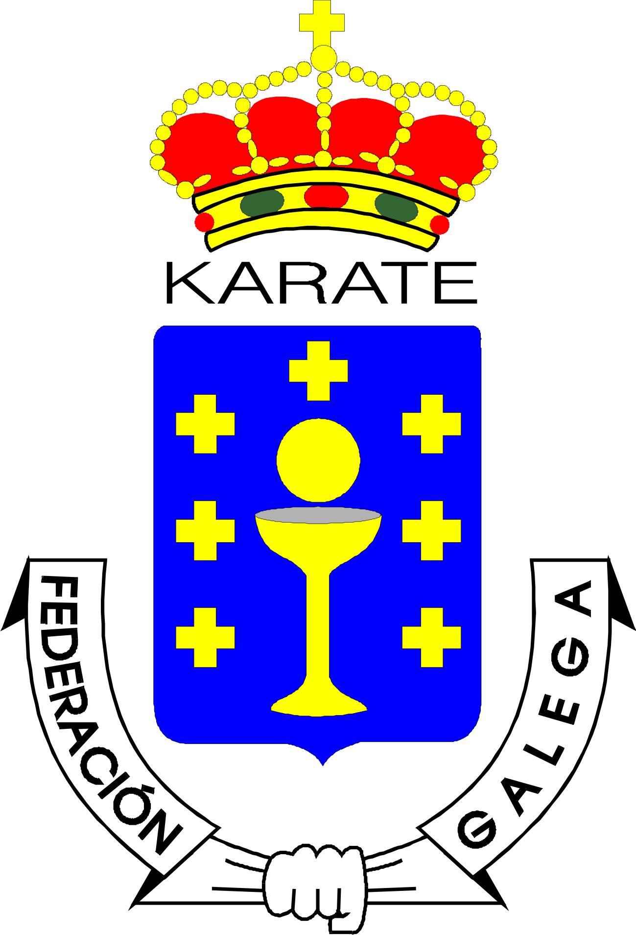 Varios carballeses en el podio del torneo gallego infantil de kárate 0 (0)