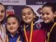 Alejandra Gómez, del Kárate On, se trae dos medallas de la Iª vuelta de la Liga Nacional de Kárate 2019