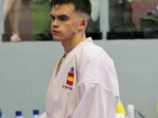 Alfredo Domínguez al europeo de Dinamarca