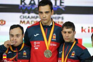 Antonio Gutierrez se lleva el oro en el Campeonato de España
