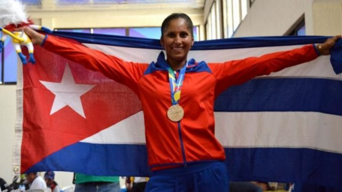 Cirelys Martínez, la karateka cubana con mejor ranking durante 2018