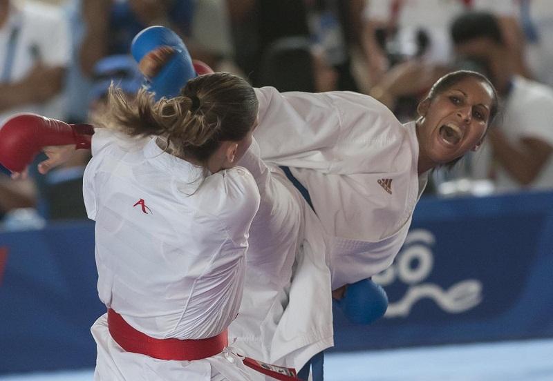 Kárate cubano por puntos clasificatorios para Olimpiada de Tokio 0 (0)
