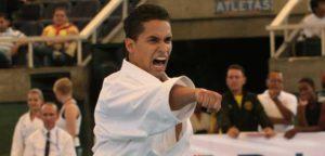 La crisis lleva al karateca Cleiver Casanova a pedir dinero para disputar torneo en París