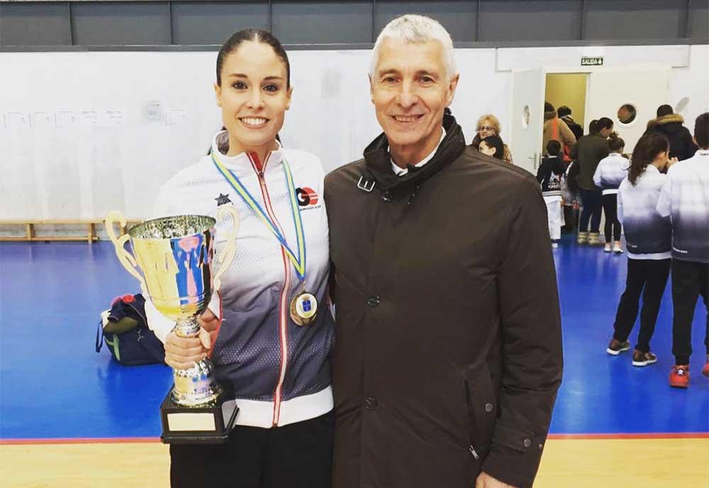 Lucía Roces consigue su 30º Campeonato de Asturias en categoría kata senior 0 (0)