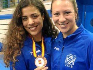 Maite Villacorta: «No me imaginaba en el podio»