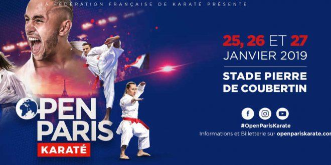 París abre la temporada mundial de kárate, con 28 españoles
